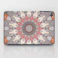 mandala iPad Cases featuring manDala by Monika Strigel