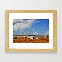 Instow North Devon England Framed Art Print