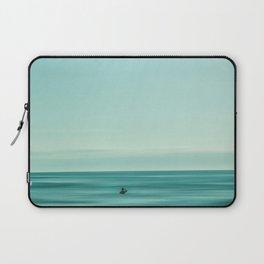 turquoise waters #buyart #society6 Laptop Sleeve