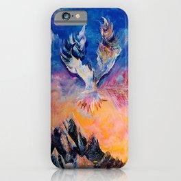 Divine Elevation iPhone Case