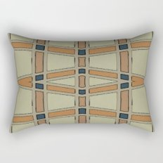 Comical Pattern #4 Rectangular Pillow