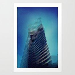 Vertigo #13 Art Print