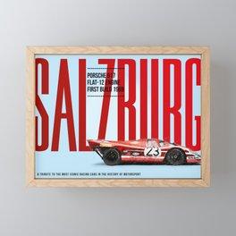 917 Salzburg Tribute Framed Mini Art Print