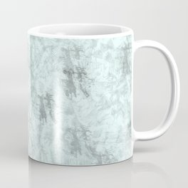 abstract blue and grey grunge background Coffee Mug