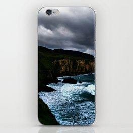 Irish Seascape iPhone Skin