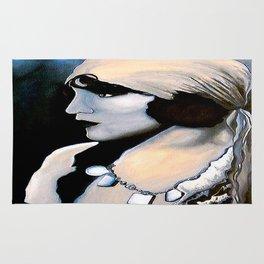 Gypsy Woman Rug