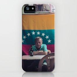 Bar Las Delicias- Caracas - Venezuela iPhone Case