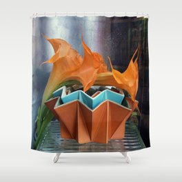 MultiStacking Shower Curtain