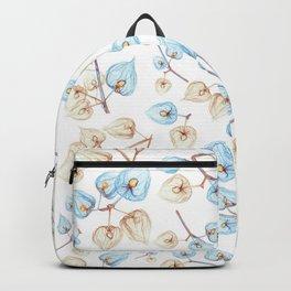 Botanical illustration Backpack