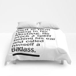 Yankee Doodle Badass Comforters