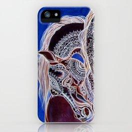 Mehandi Arabian Mares iPhone Case
