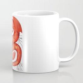 The Warrior and the Worm Coffee Mug