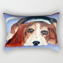 Lazy Sadie Rectangular Pillow
