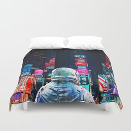 Another Night Duvet Cover