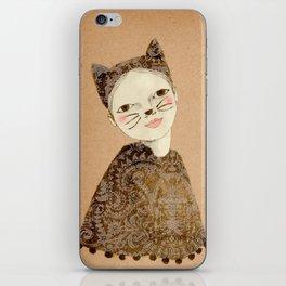 Kiki Kitty iPhone Skin