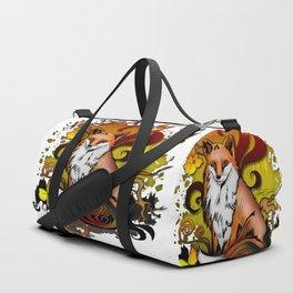 Outdoor Fox Duffle Bag