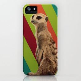 Keeping Watch iPhone Case
