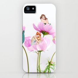CHILLING iPhone Case