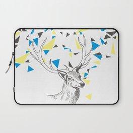 Rainbow Collection / deer Laptop Sleeve