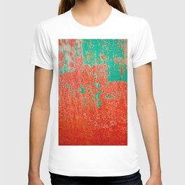 Mr Green And Mrs Orange T-shirt