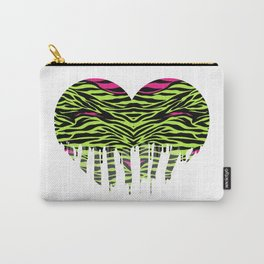 Stripes heart one Carry-All Pouch