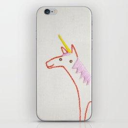 U Unicorn iPhone Skin