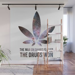 The Drugs Won (3) Wall Mural