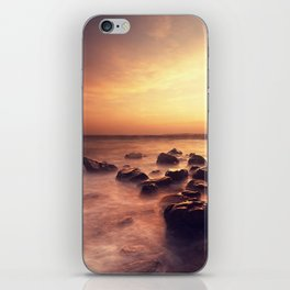 Rocky Surf iPhone Skin