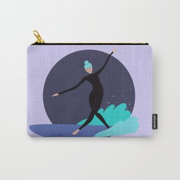 Wave Dancer Carry-All Pouch
