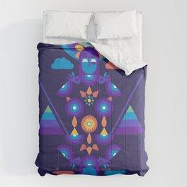 Rainbow Warrior Comforters
