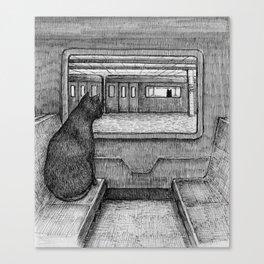 Serendipity I Canvas Print
