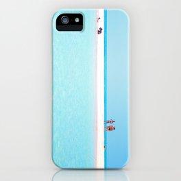 beach bums iPhone Case