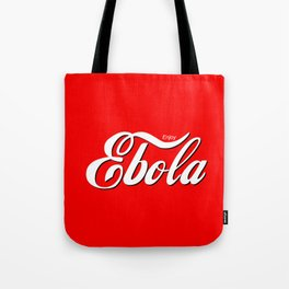 Ebola Tote Bag