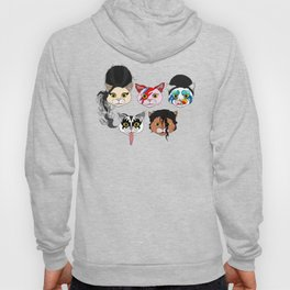 Pop Cats Hoody