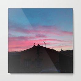 Sunset III Metal Print