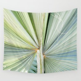 Fanned Palms Wall Tapestry