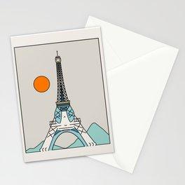 Cat Landscape 25 Stationery Cards
