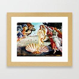 Pixel art Framed Art Print