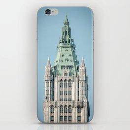 Gothic 5 & Dime iPhone Skin
