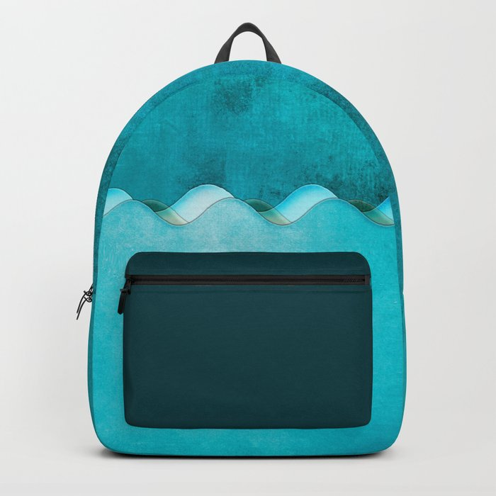 Along the Shores of Clear Bays Backpack