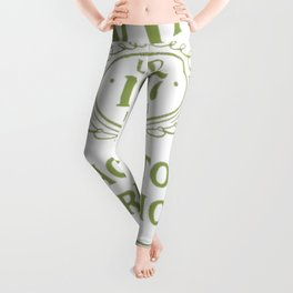 Green-Vintage-Limited-1947-Edition---70th-Birthday-Gift Leggings