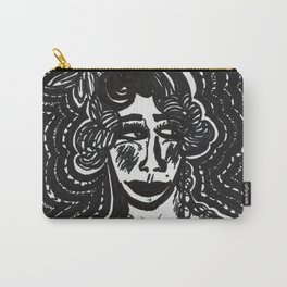 Flapper Siouxsie Carry-All Pouch