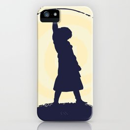 Stone Lady iPhone Case