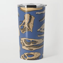Paleontology Travel Mug