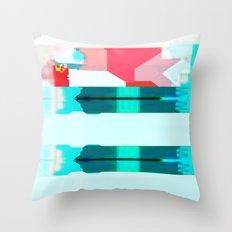 Glazed Throw Pillow