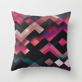 wyryd wyrm Throw Pillow