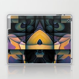 The Monster Under The Bed Laptop & iPad Skin
