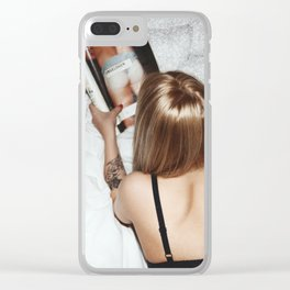 Ungelogen Clear iPhone Case