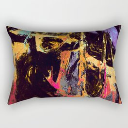 Boi de Canga Rectangular Pillow