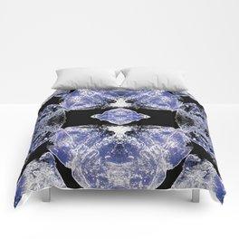 Indigo Mandala-Third Eye Chakra Comforters